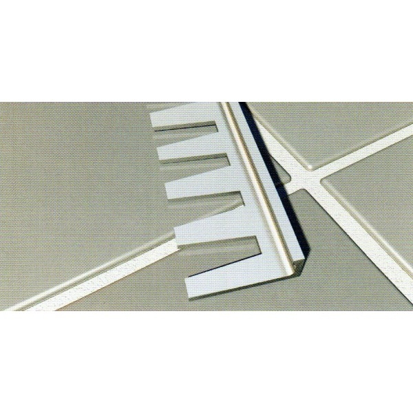 Formable Tile Trim Stainless Steel