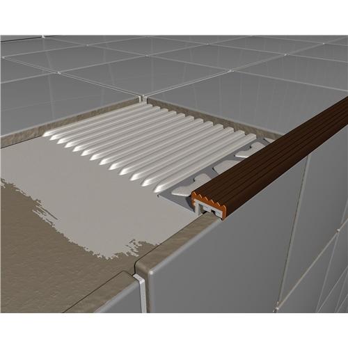 PVC Stair Edging