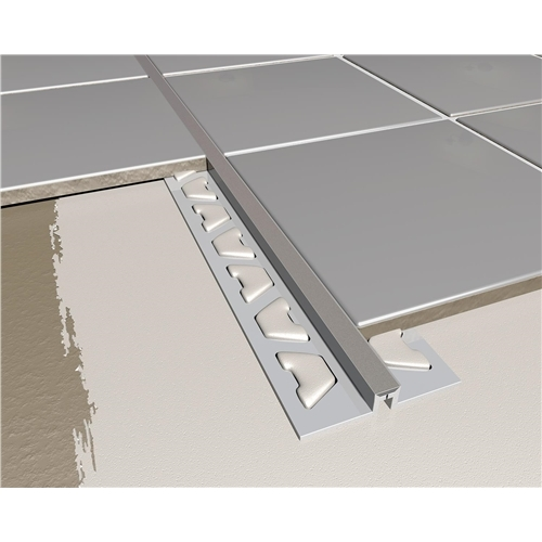 Tile Expansion Joint Grey