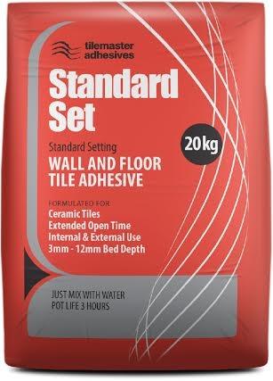 Standard Set Tile Adhesive