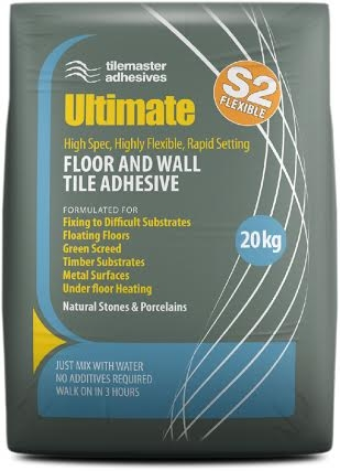 Ultimate Highly Flexible Tile Adhesive