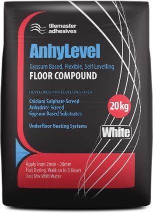Anhylevel Gypsum Based Self Levelling Compound