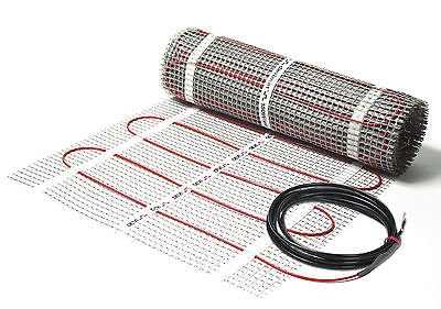 Under Floor Heating Mat for Concrete and Cement Board