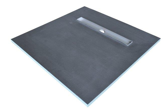 1200x900 Linear Drain Shower Tray