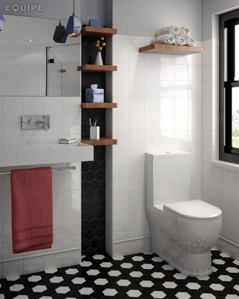 15x15 White Wall Tiles