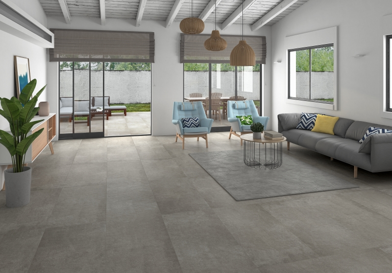 Buy Cement Large Format Tiles 100x100 Online Ireland