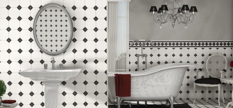 Reproduction Victorian Floor Tiles