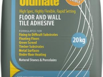 Ultimate Tile Adhesive-Grey