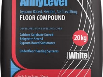 AnhyLevel  Gypsum Based Self Levelling Compound
