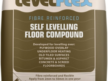 LevelFlex Fibre Reinforced Self Levelling Compound