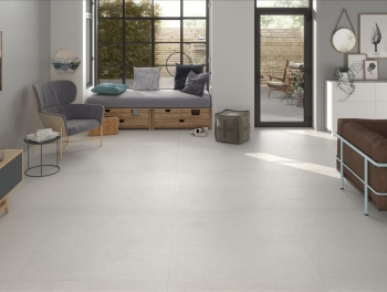Project Porcelain White Porcelain Tiles 100x100